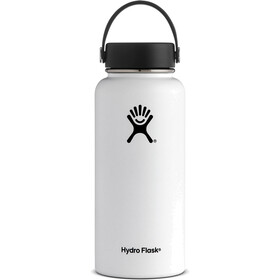 Hydro Flask Wide Mouth Insulated 946ml White